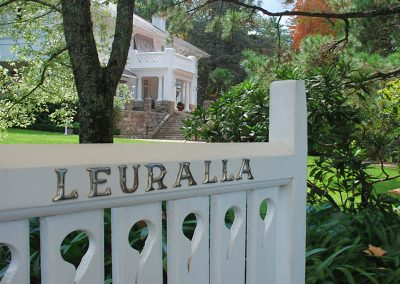 Leuralla House and Gardens